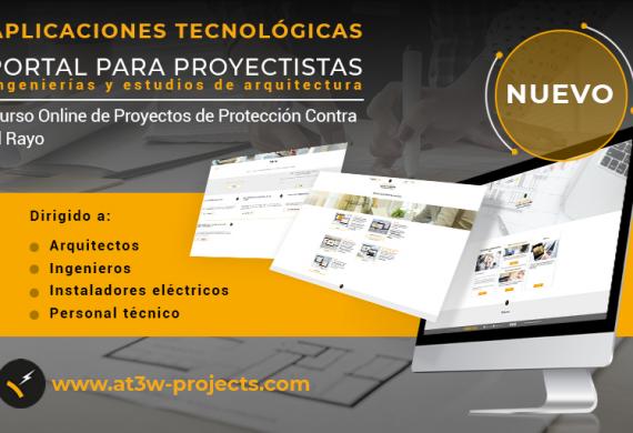 Curso Online de Proyectos de Protección contra el Rayo